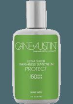 Ultra Sheer Weightless Sunscreen