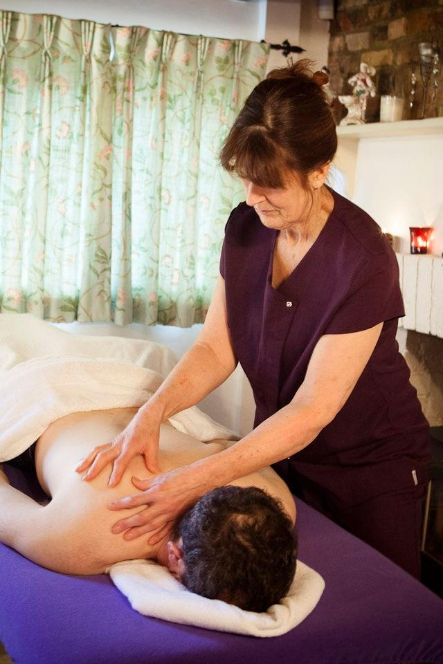 stress massage