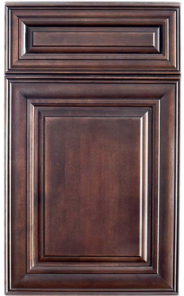 NKBC - Dark Chocolate Cabinets