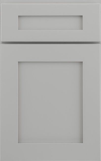 NKBC - Shaker White Cabinets