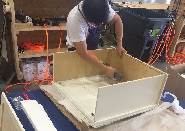 NKBC - Cabinet Assembly