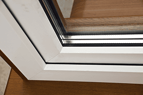 Fondo finestre pvc