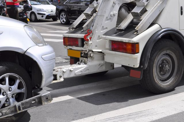 towed car needing auto accessories in Haiku, HI