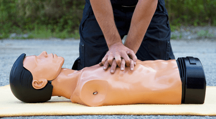 Level 3 first aid training
