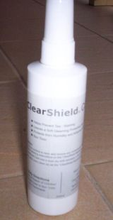 Clearshield Door Cleaning