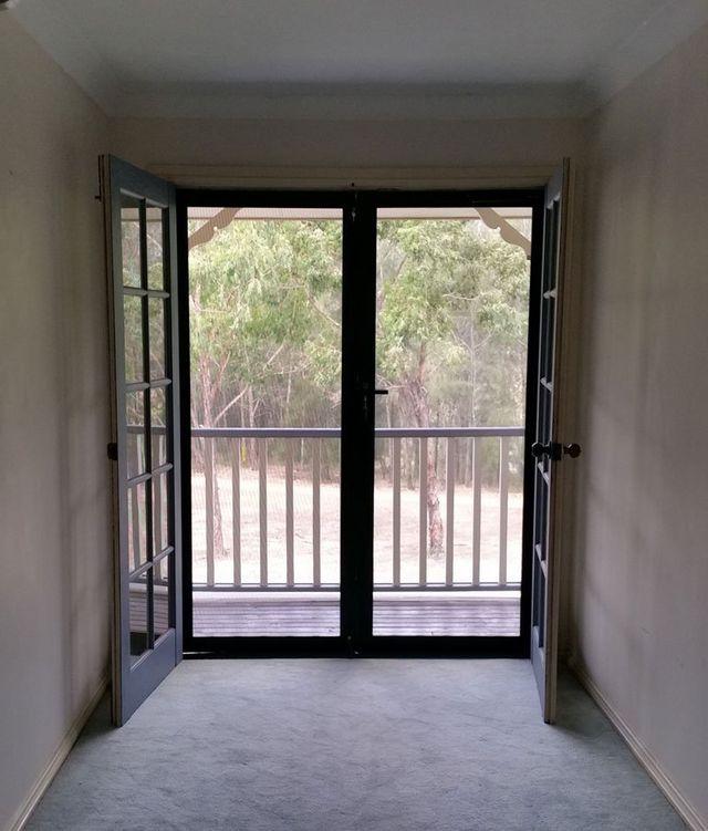 Clearshield Door