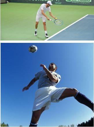 tennis e calcio