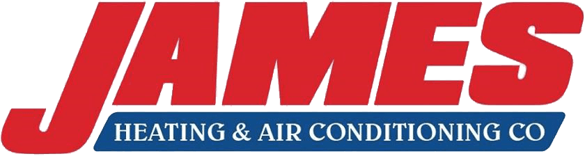James' Heating & Air Conditioning Co Logo