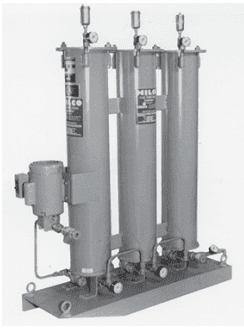 Filtration and controls