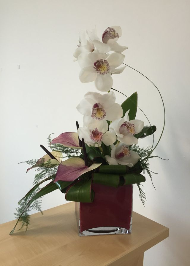 Superbe Office Floral Arrangements