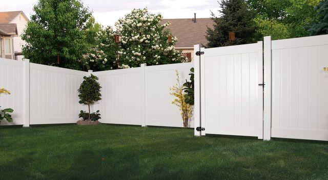 Custom Fences In Winston Salem Salisbury Amp Lexington Nc