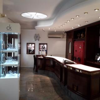 interno della gioielleria