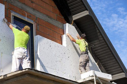 rivestimento facciata esterna