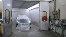 box per verniciatura auto