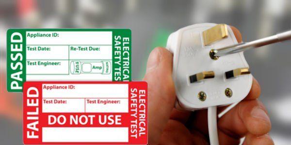 Portable Appliance  (PAT) Testing from Lloyd Electrical Brighton Ltd