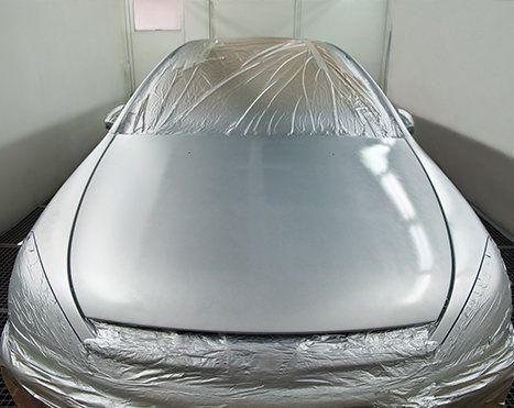 Car Paint Spraying Equipment Hire