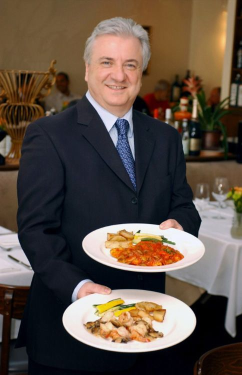 Owner Francesco Catullo