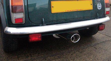 custom exhaust styles