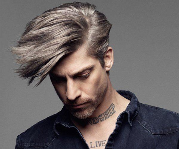Mens Hair Colour Services - Hair colour for mens