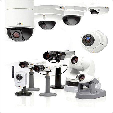 Security cam installation