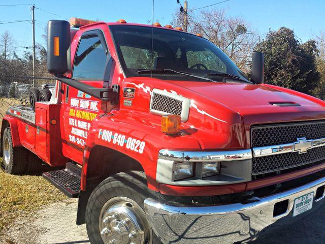 Auto Glass Repair Jacksonville, NC
