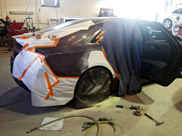 Auto Body Repair Jacksonville, NC