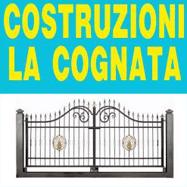 COSTRUZIONI LA COGNATA DI LA COGNATA GIANLUCA-LOGO