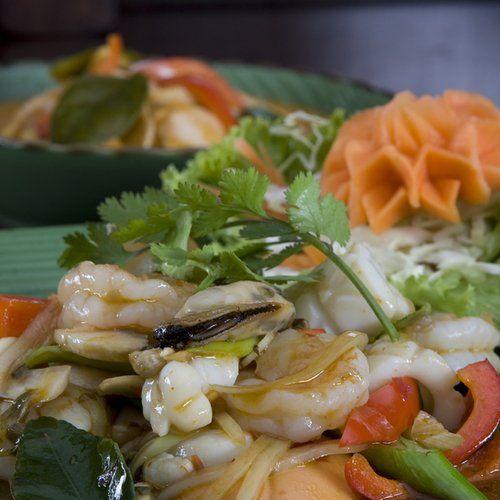 Thai Silk also has a great take away menu