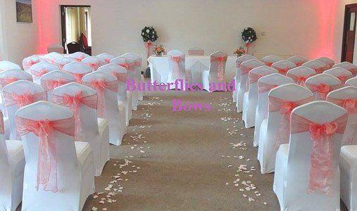 Wedding florists venue stylists surrey sussex kent chair cover hire in surrey sussex kent junglespirit Gallery