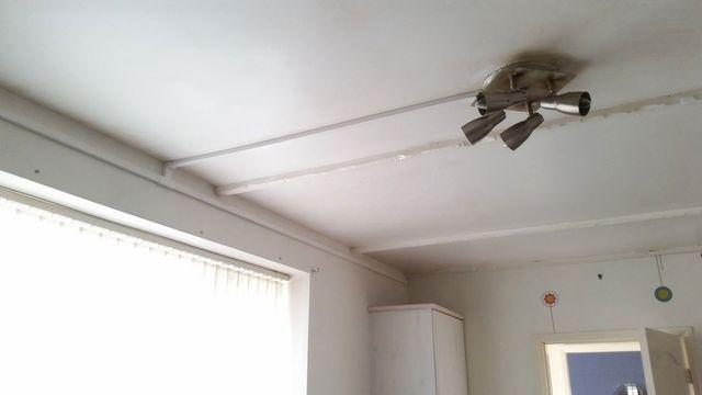 Indoor electrical work