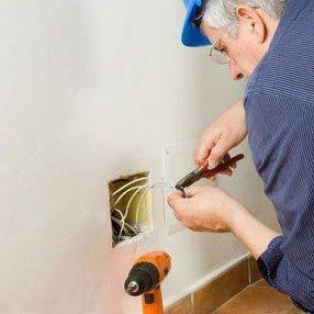 Domestic electrical services