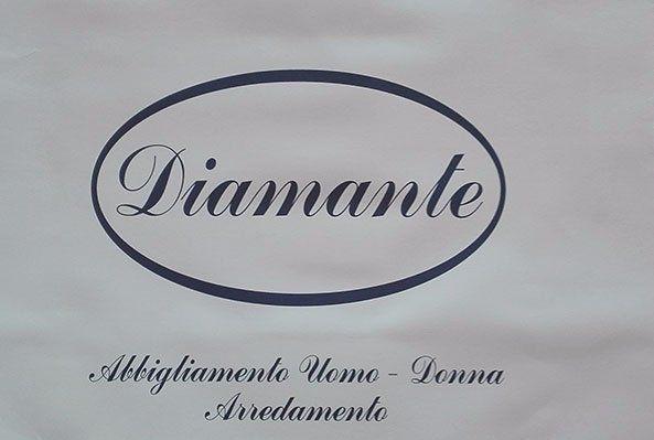 Logo diamante