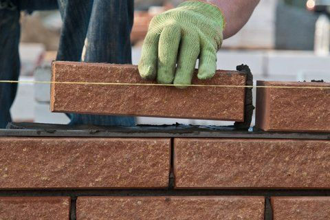 high quality bricklaying