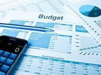 Report di Budget e calcolatrice