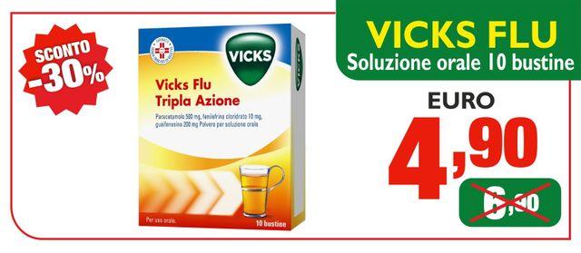 Vicks flu