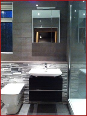 Mordern bathroom design