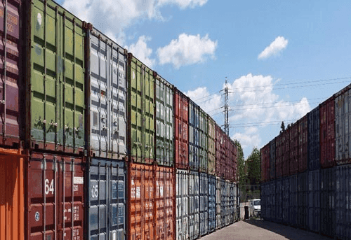 container colorati