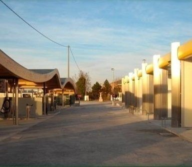 costruzione autolavaggio a Ferrara, opere edili, edilizia