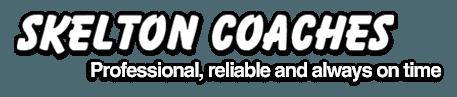Skelton Coaches logo