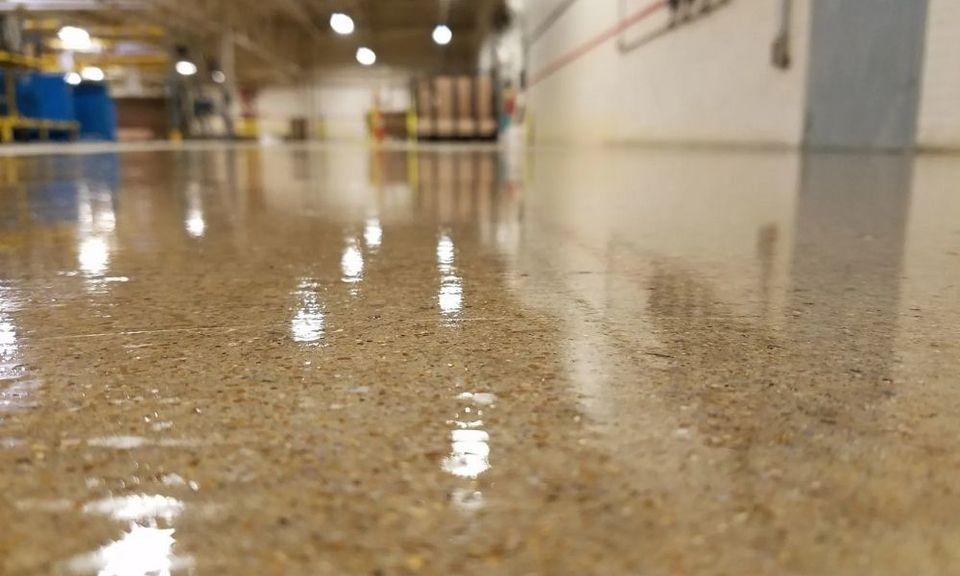 Garage Floor Coatings In Nashville Tn