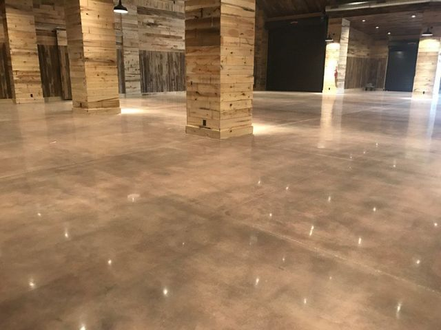 Why Polished Concrete Works In Your Home