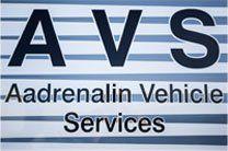 Aadrenalin Vehicle Services logo