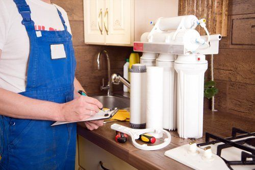 Water purifier system maintenance in Rochester NY