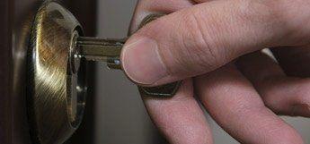 chiave con cilindro europeo
