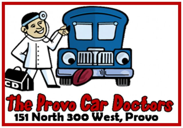 Provo Car Doctors logo