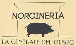 NORCINERIA LA CENTRALE DEL GUSTO-Logo