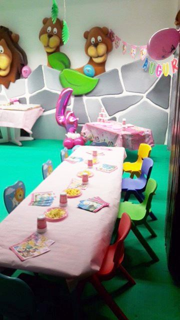 feste compleanno baby parking