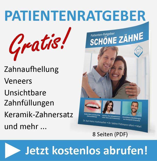 Gratis-Ratgeber Schöne Zähne Marl