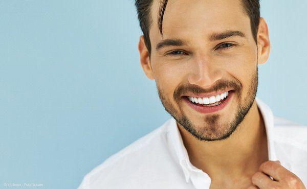 Home-Bleaching: Weiße Zähne nach zwei bis drei Wochen