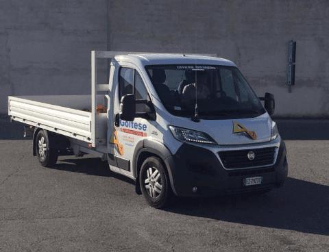 trasporti con furgoni
